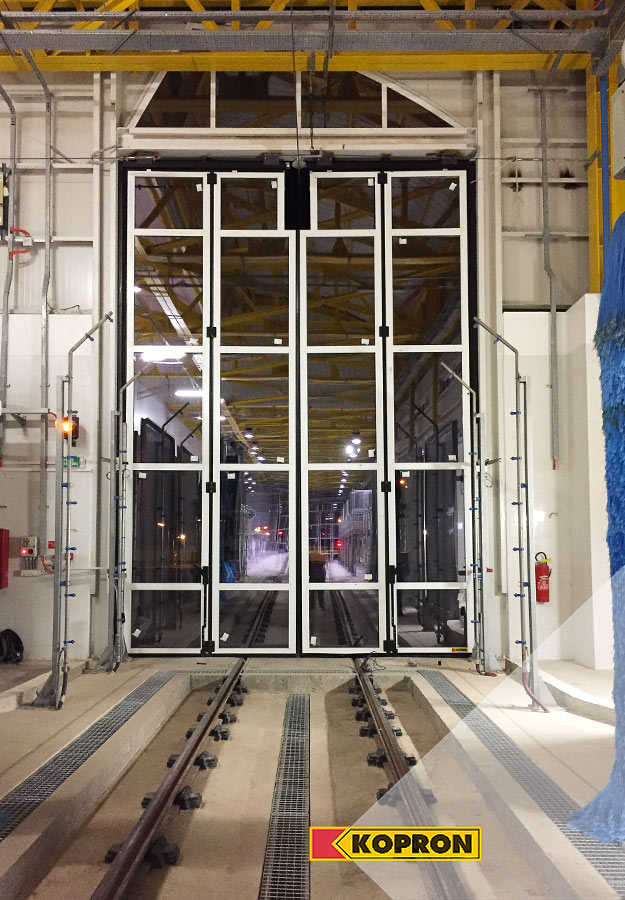 Industrial-folding-doors-for-the-railway-station-in-Algeria