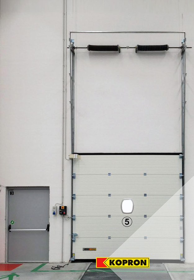 Kopron-Pedestrian-door-and-Sectional-door